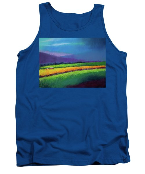 Passing Rain Tank Top by David Patterson