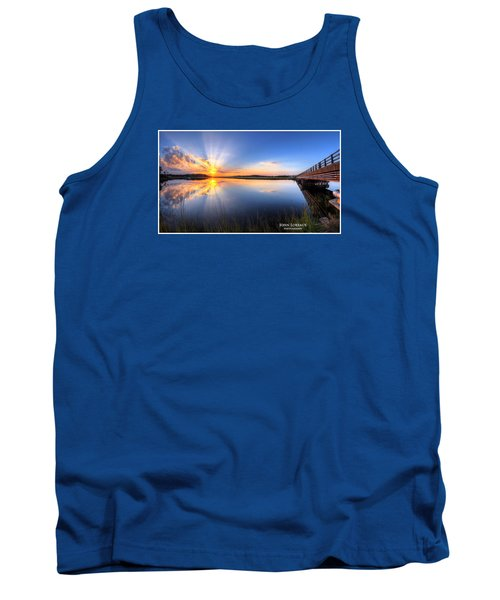 Patcong Rays Tank Top