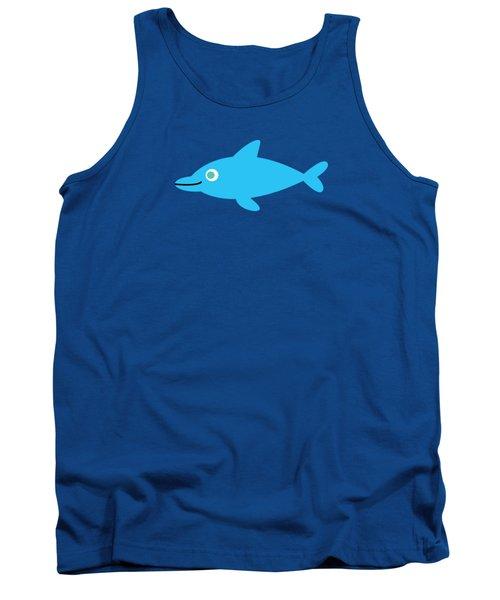 Pbs Kids Dolphin Tank Top by Pbs Kids