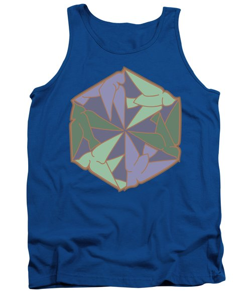 Peace Doves 6 Tank Top