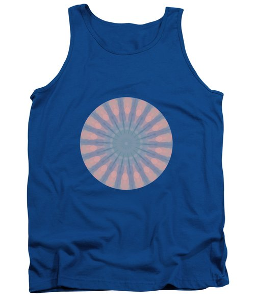 Pearly Morning Mist Tank Top