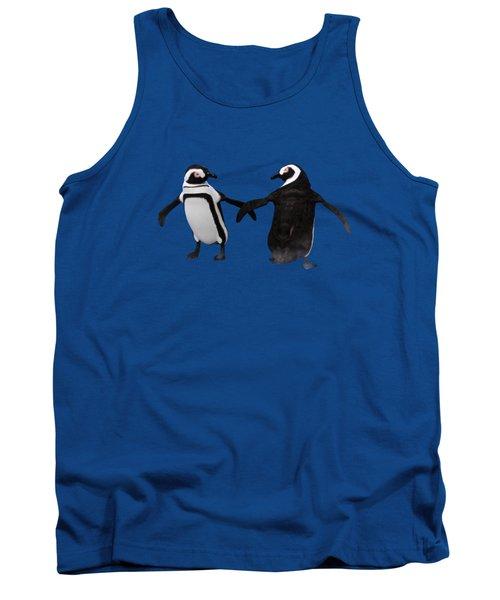 Penguin Dance Tank Top