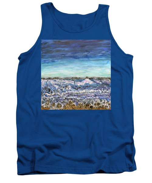 Pensive Waters Tank Top