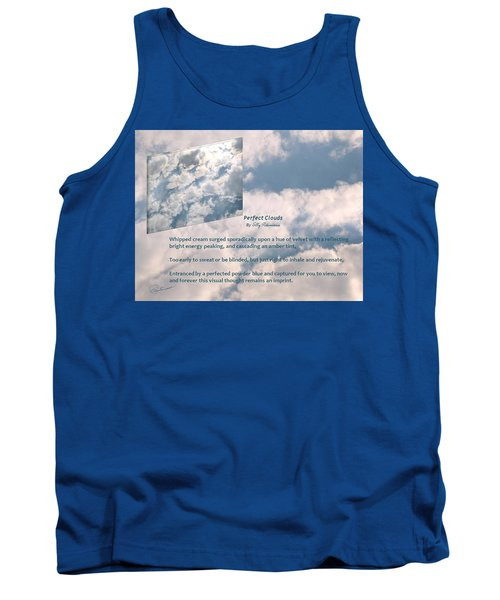 Perfect Clouds Tank Top