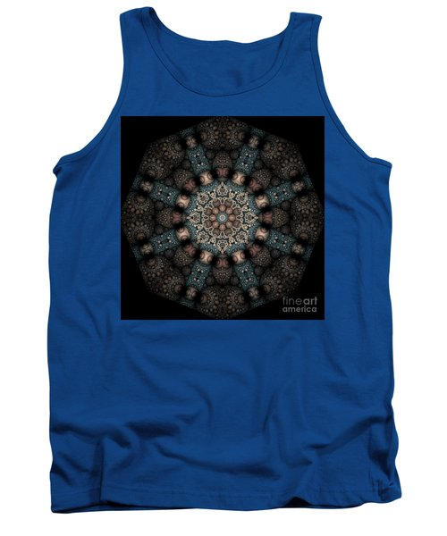 Persnickety Palpitations Of Magnificent Malformations Tank Top by Rhonda Strickland