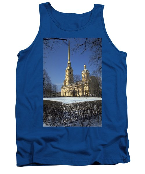 Peter And Paul Cathedral Tank Top