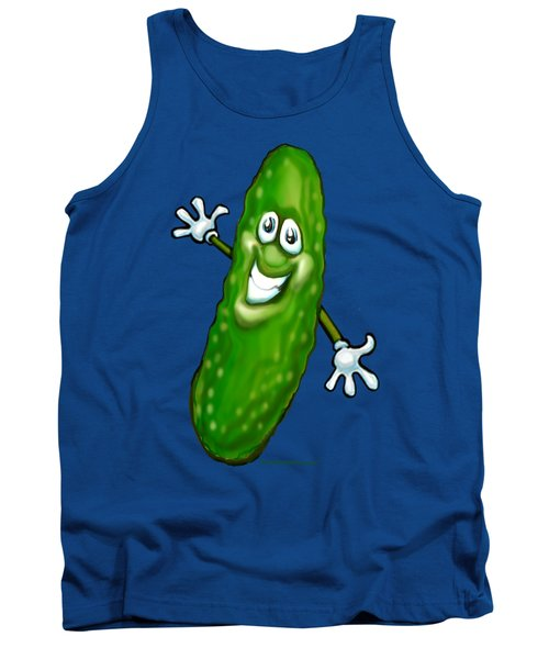 Pickle Tank Top by Kevin Middleton