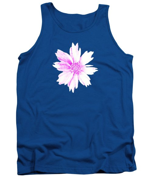 Pink Bloom Tank Top