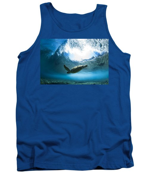 Pipe Turtle Glide Tank Top