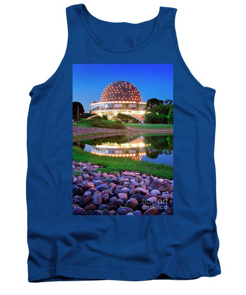 Planetario Tank Top