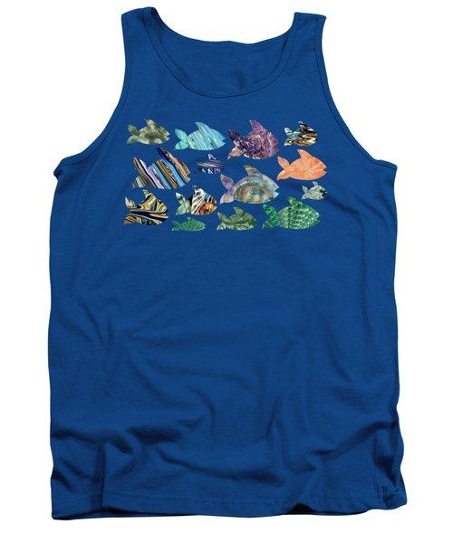 Fish In The Sea Tank Top