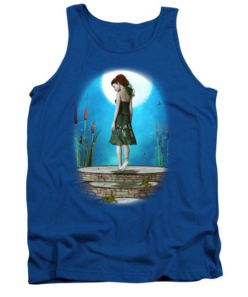 Pond Of Dreams Tank Top by Brandy Thomas