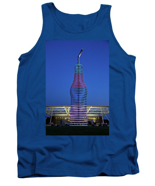 Tank Top featuring the photograph Pops by Lana Trussell