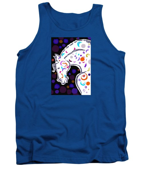 poster HORSE Tank Top by Mary Armstrong