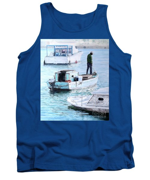 Potter's Cay Blues Tank Top