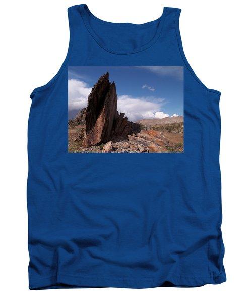 Prayer Rocks - Route 66 Tank Top