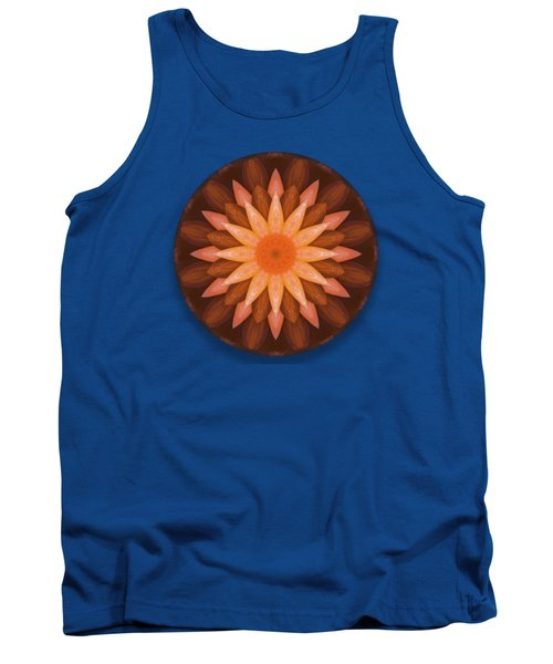 Pumpkin Mandala -  Tank Top