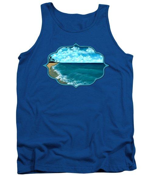 Punta Cana Beach Tank Top