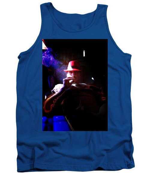 Purple Haze Boss  Tank Top
