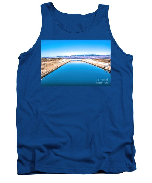 Purple Mountains Majesty Tank Top