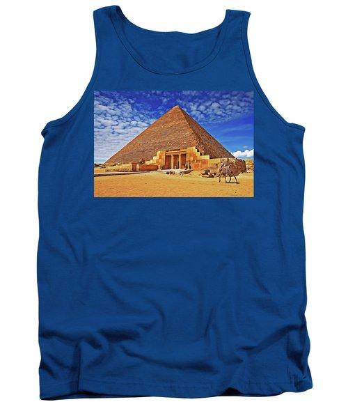 Pyramid Tank Top