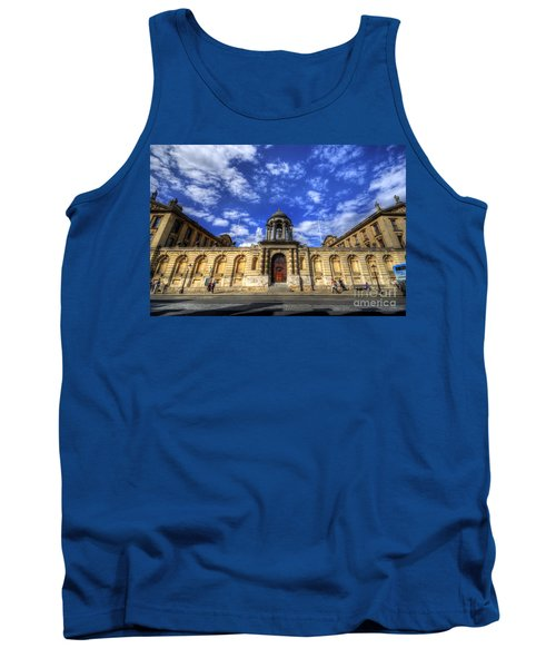 Queens College - Oxford Tank Top