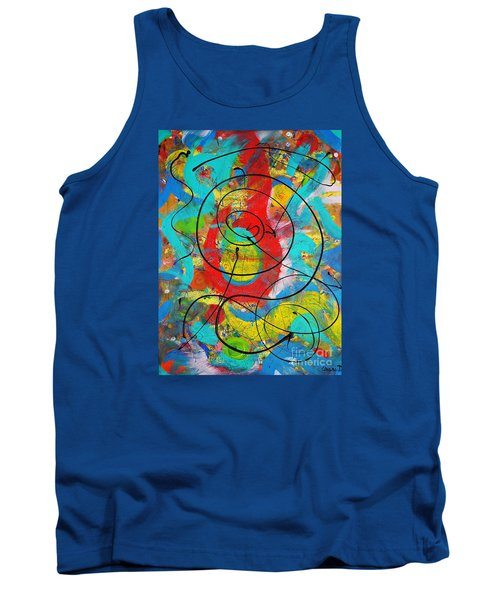 Question Tank Top
