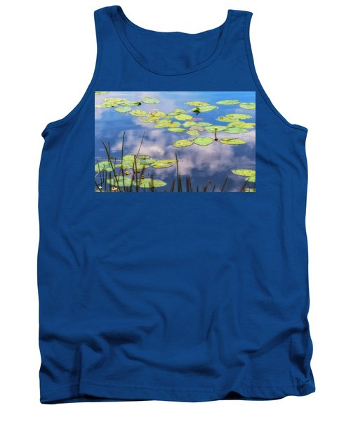 Quiet Reflections Tank Top