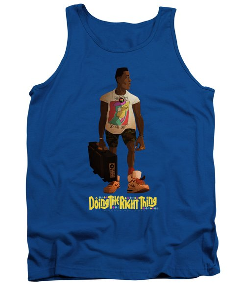 Radio Raheem Tank Top