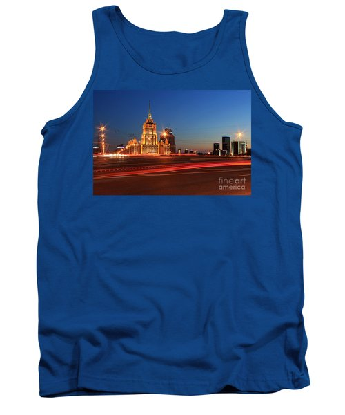 Radisson Tank Top