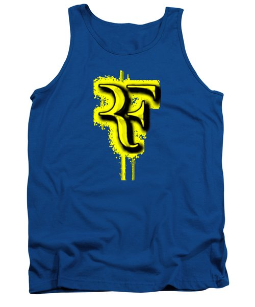 Rafael Nadal Tank Top by Pillo Wsoisi