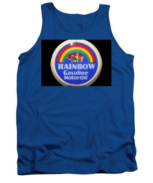 Rainbow Gasoline Tank Top
