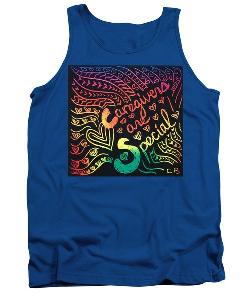 Rainbows Tank Top