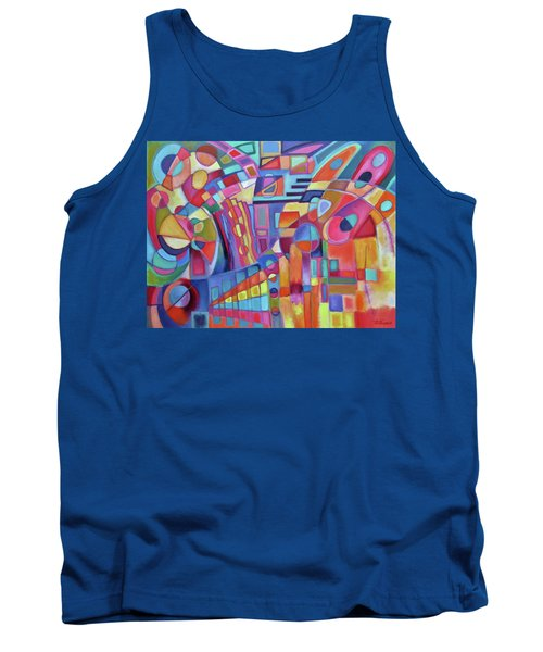 Rainmakers' Dance Tank Top