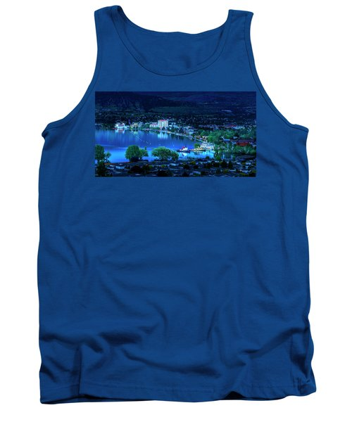 Tank Top featuring the photograph Raven's Eye View by John Poon