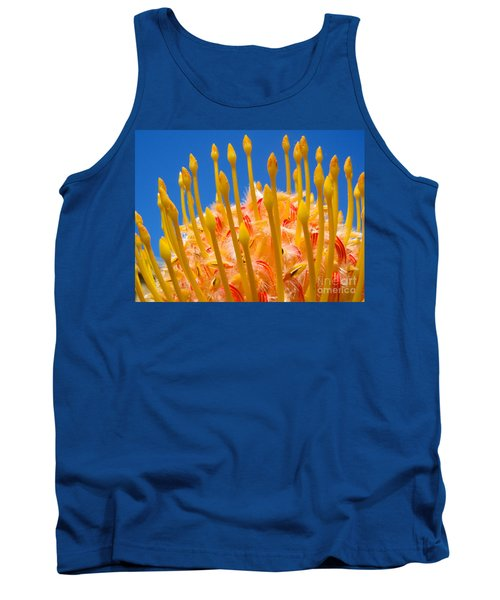Tank Top featuring the photograph Reaching Up by Trena Mara
