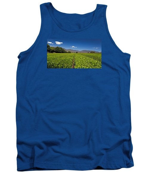 Ready For Harvest Tank Top by Mark Lucey