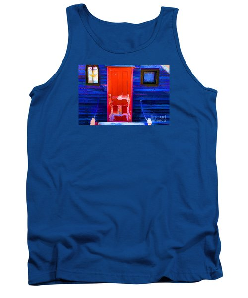 Red Door Harbor Tank Top