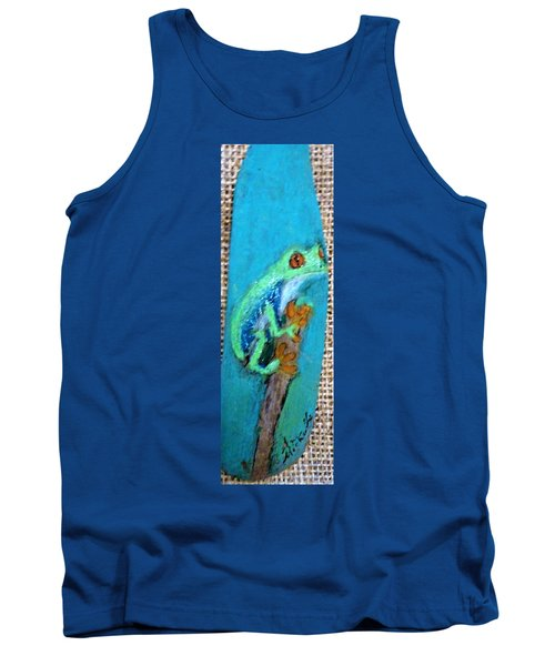 Red-eyed Tree Frog Tank Top