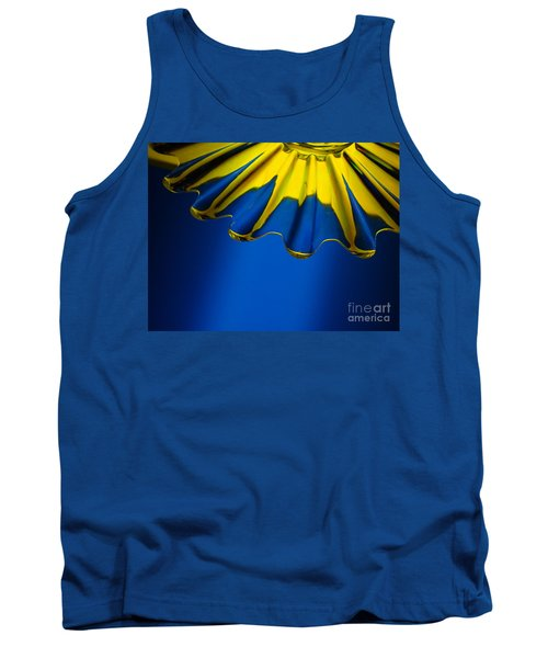 Tank Top featuring the photograph Reflected Light by Trena Mara