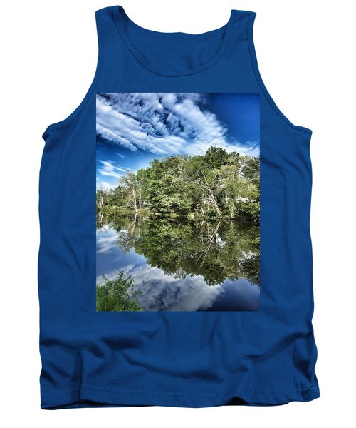 Reflection Time Tank Top