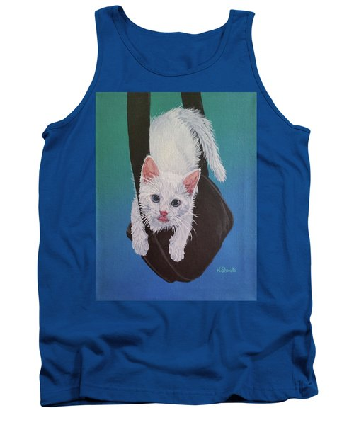 Rembrandt Justa Swingin Tank Top by Wendy Shoults