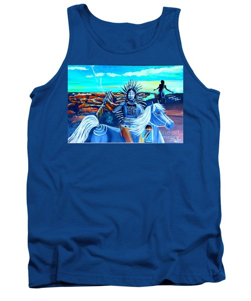Respect Mother Earth Tank Top
