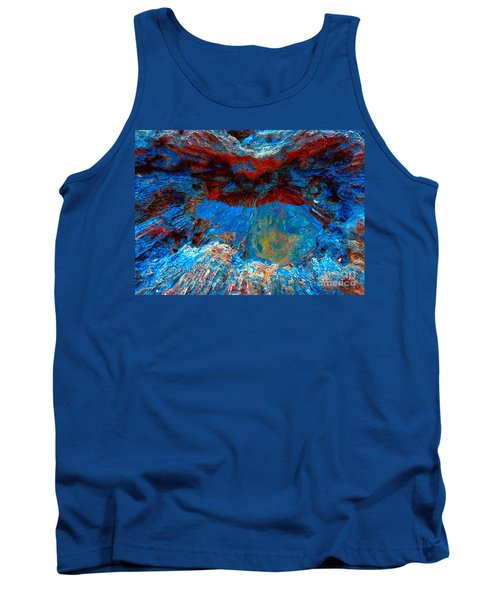 Resting Nature Tank Top by Todd Breitling