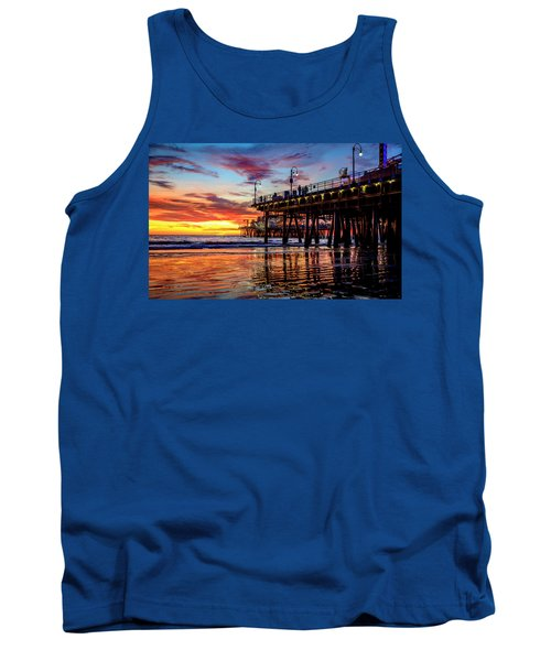 Ripples And Reflections Tank Top