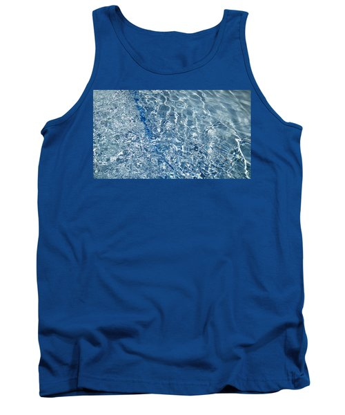 Tank Top featuring the photograph Ripples Of Summer by Robert Knight