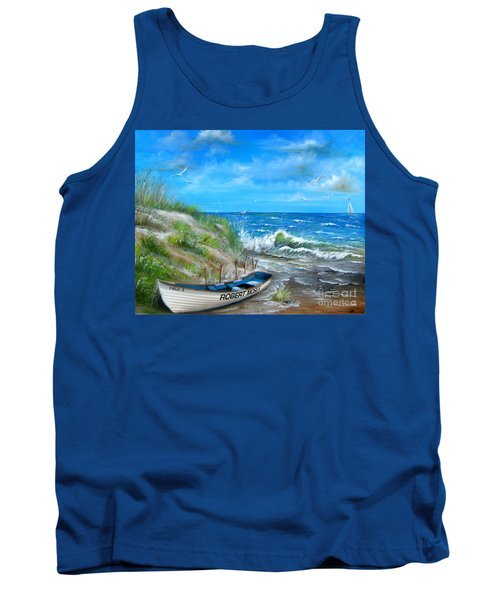 Robert Moses Beach Tank Top