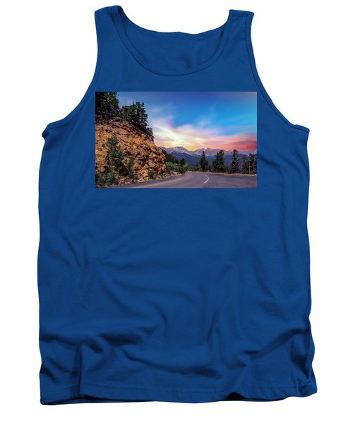 Rocky Mountain High Road Tank Top