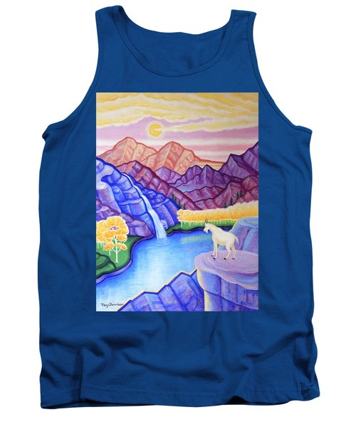 Rocky Mountain High Tank Top by Tracy Dennison