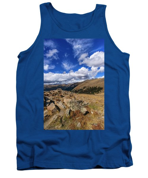 Rocky Mountain National Park Colorado Tank Top